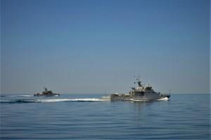 В акватории Каспийского моря проходят российско-казахстанские военные учения