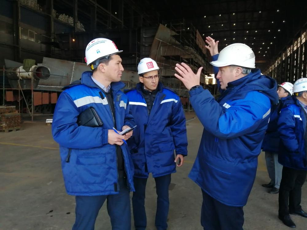 Россия и Туркменистан рассматривают возможности для расширения  сотрудничества