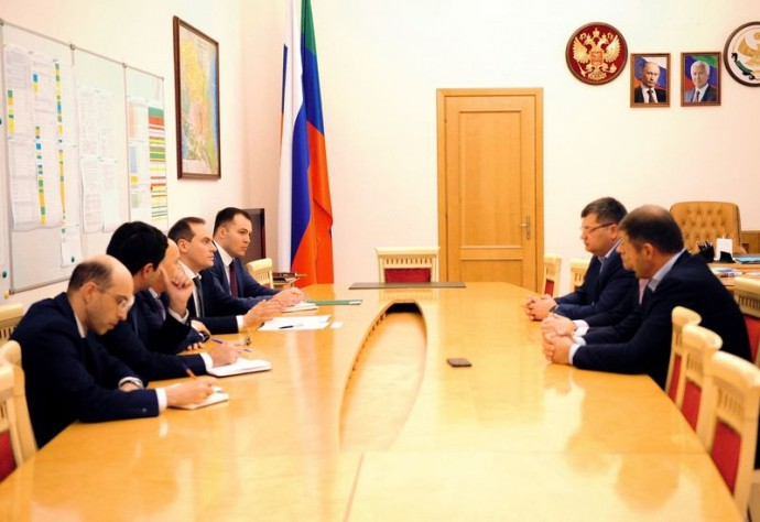 В Дагестане обсудили планы строительства рыбоперерабатывающего предприятия