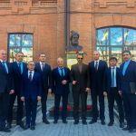 Посол Ирана в России Мехди Санаи посетил Республику Северная Осетия-Алания