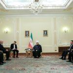 Президент Ирана Хасан Роухани принял делегацию Азербайджана