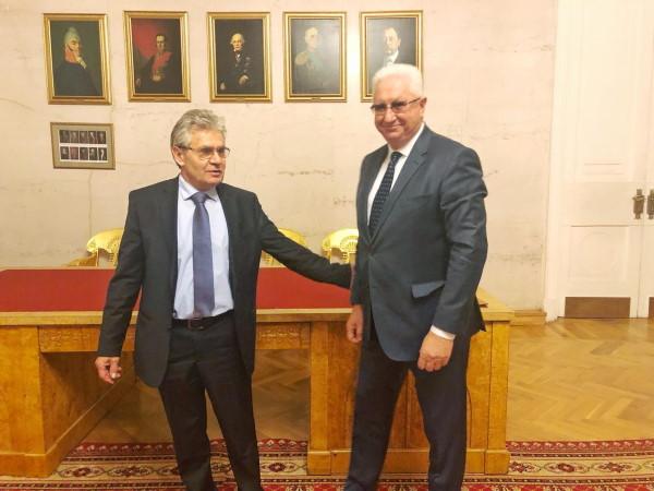 В Москве обсудили перспективы развития каспийской науки России