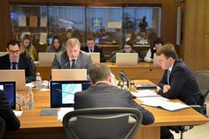 В Минэкономразвития РФ обсудили проведение II Каспийского экономического форума