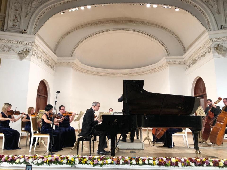 Артисты Астраханской филармонии выступили в столице Азербайджана
