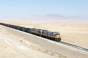 Россия начнет электрификацию железнодорожной линии «Гармсар — Инче Бурун» в Иране
