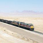 Россия начнет электрификацию железнодорожной линии «Гармсар - Инче Бурун» в Иране