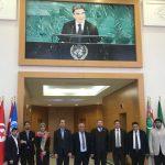 Обсуждён проект Соглашения о сотрудничестве в сфере научных исследований на Каспии