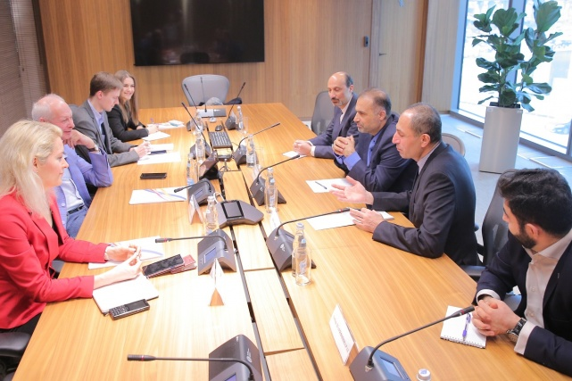 Россия и Иран обсудили сотрудничество в сфере кибербезопасности и медиа-сфере