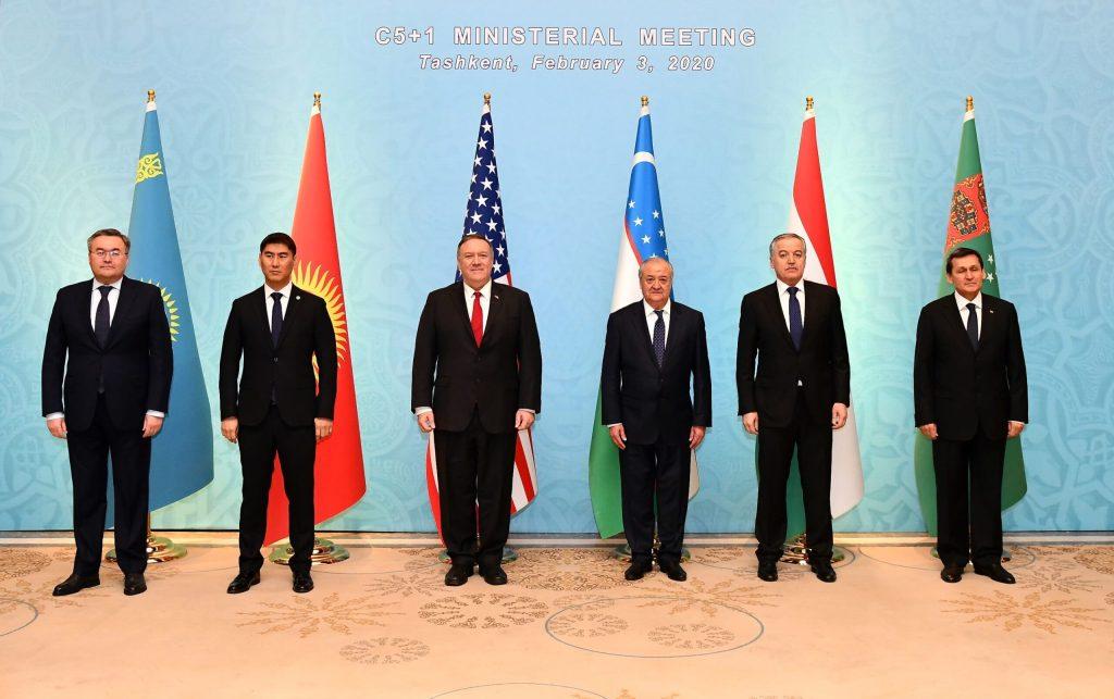 Новая стратегия, старая игра: перестройка геополитики Центральной Азии