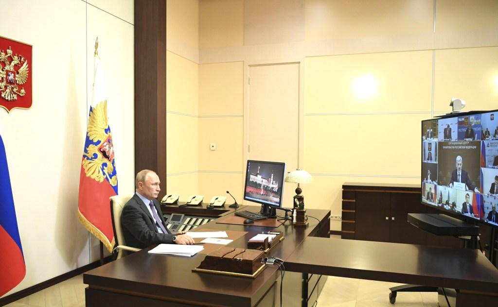 Президент напомнил о своём поручении по созданию портовой ОЭЗ на Каспии