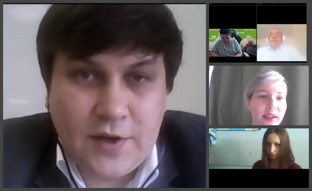 Казахстанские эксперты провели тренинг по дистанционному образованию для преподавателей
