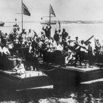 Энзелийская операция 1920 года в воспоминаниях командира эсминца «Деятельный» - часть II
