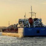 Азербайджанский танкер «Лачин» отправился в первое плавание в Чёрное море