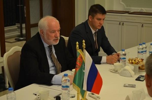 Посол РФ в Туркменистане охарактеризовал туркменско-российское сотрудничество