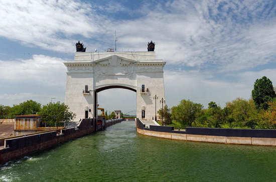 Волго-Донской канал отметил 68-ю годовщину со дня открытия