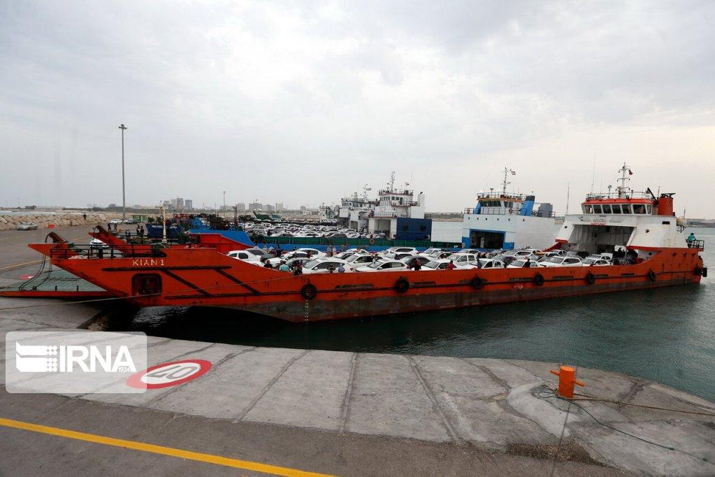 Между Ираном и Россией установят постоянное паромное сообщение