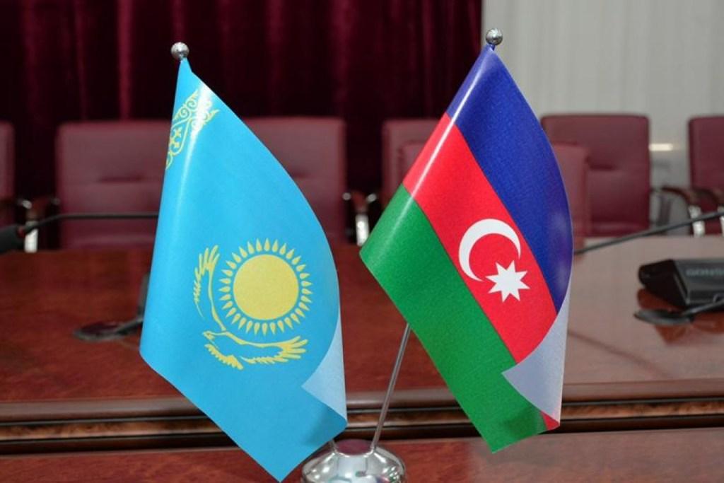 В Азербайджане открыли Торговый дом Казахстана