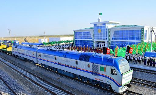 Туркменистан и Афганистан обсудили строительство железнодорожных веток