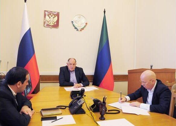 В Дагестане начнётся строительство порта и консервного завода для обработки рыбы