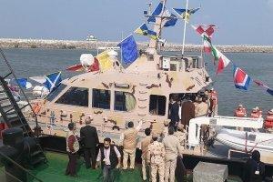 Береговая охрана Ирана на Каспии получила поисково-спасательное судно