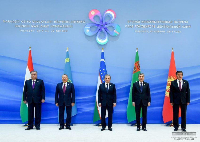 Геополитическая арифметика «5+1» в Центральной Азии