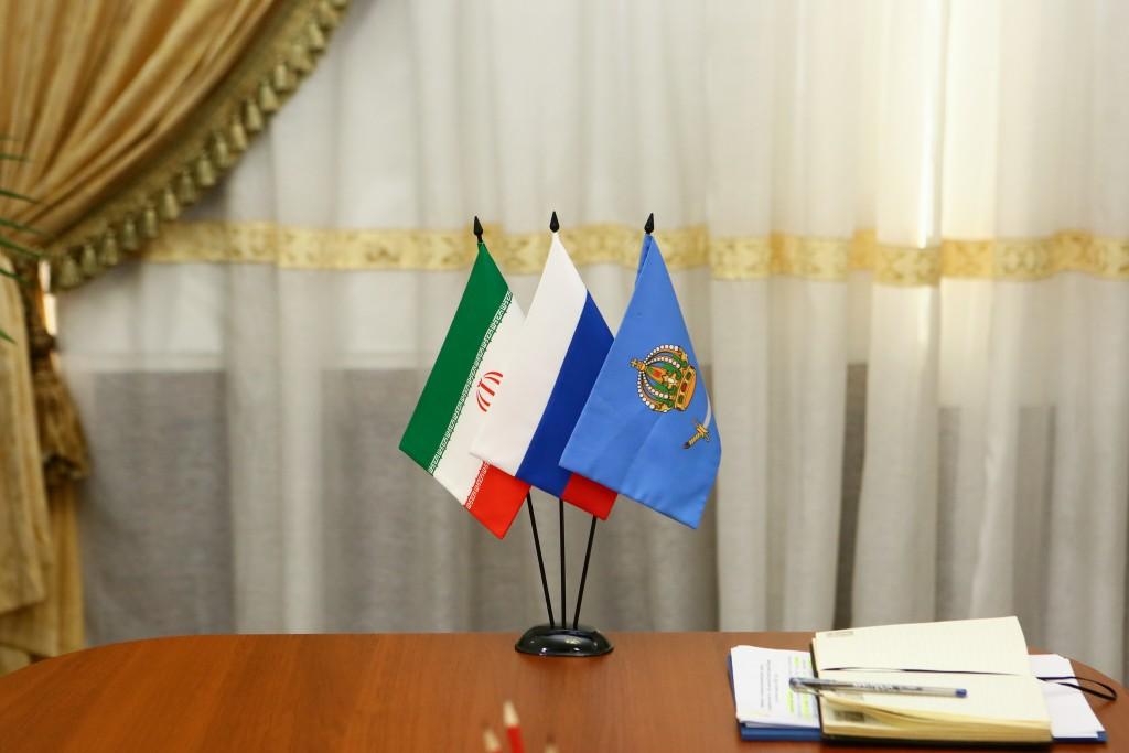 В Астрахани проведены переговоры с консулом Исламской Республики Иран