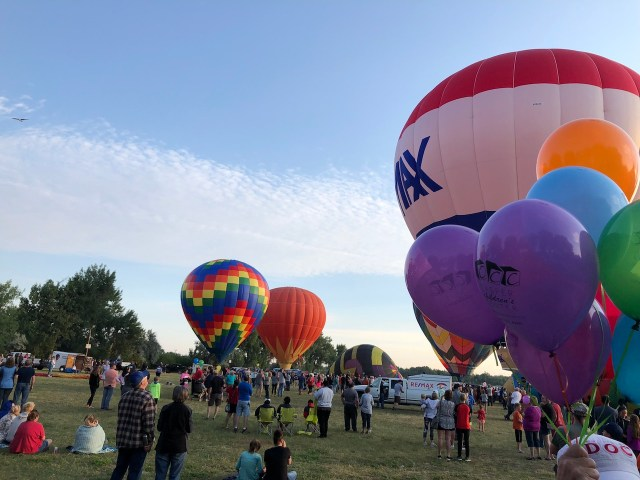 Casper Wyoming Remax Balloon Roundup
