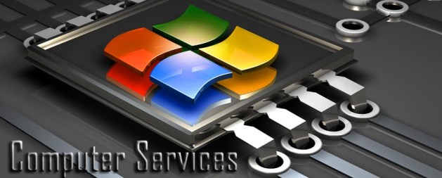 Microsoft Windows CPU Logo
