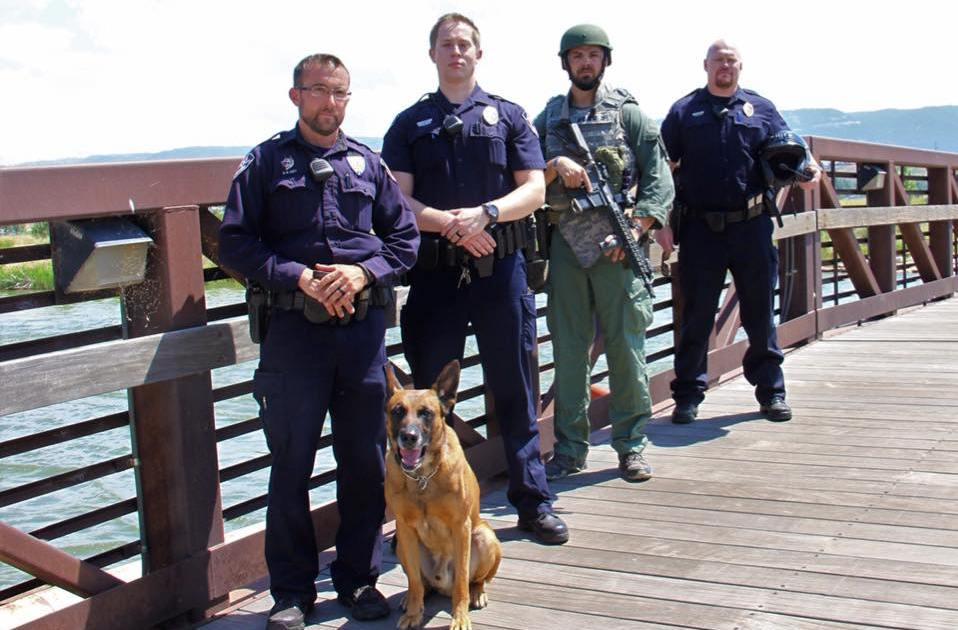 Entry Level Testing Information – Casper Police Department