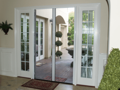 Retractable Screen Doors Casper Disappearing Screenscasper