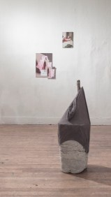 Chris Zacher 'Barrel', Rachel Fein-Smolinski 'Relativity of Simultaneity'