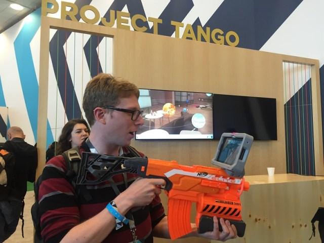 demo project tango