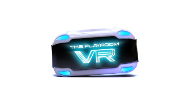 The Playroom VR logo