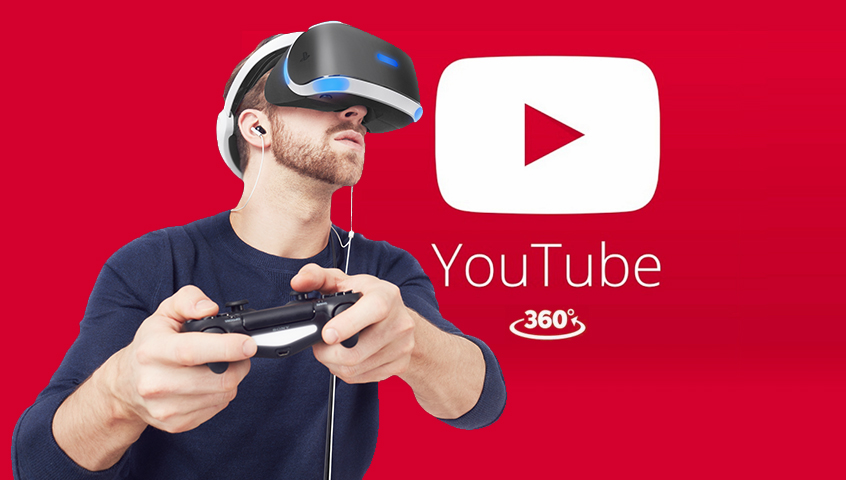 L'application est maintenant compatible avec le PlayStation VR — YouTube