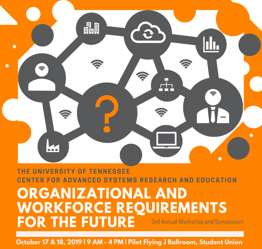 Edited Organizational and Workforce Requirements for the Future