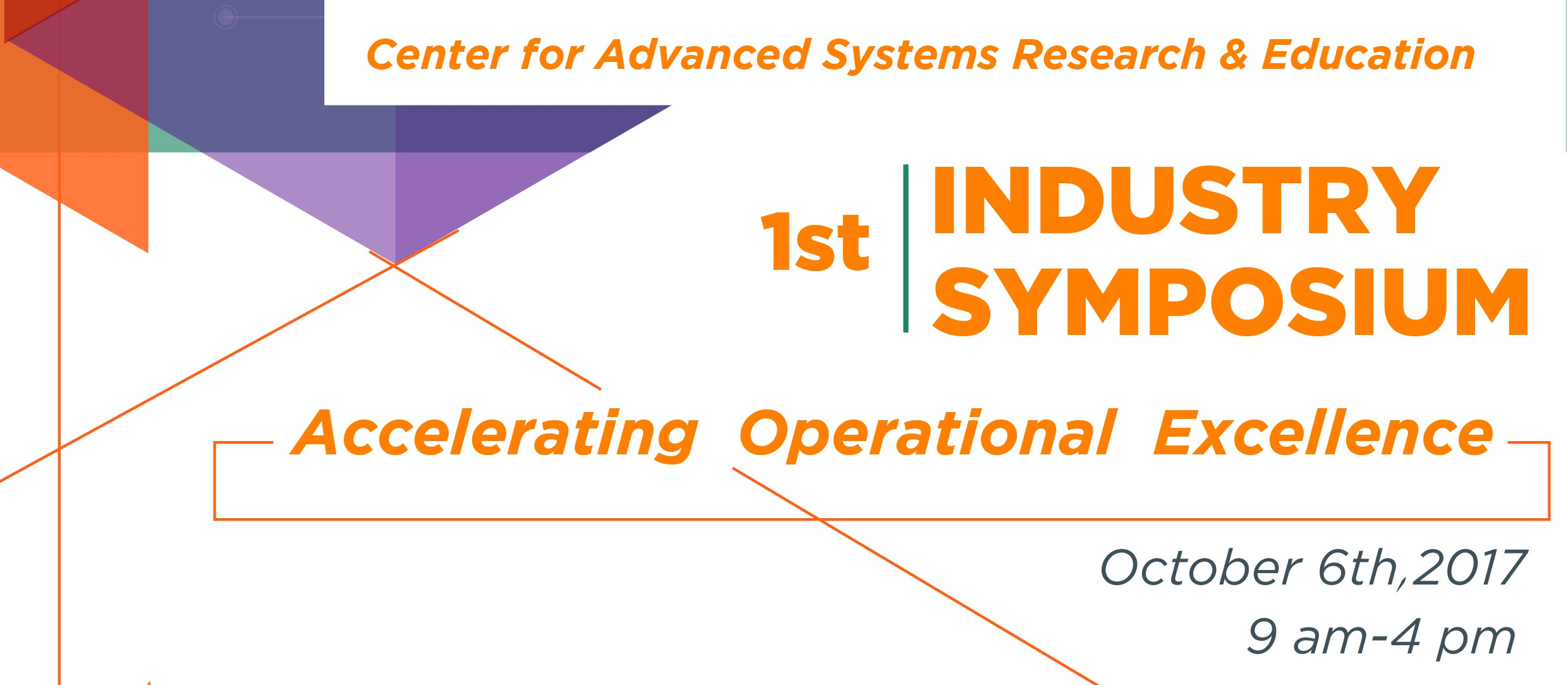 Industry Symposium