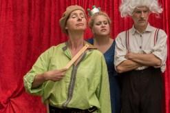 Das Tapfere Schneiderlein, Prinzessin Erbse und Doktor Allwissend