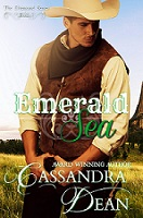 Emereald Sea The Diamond Series Book 3 by Cassandra Dean