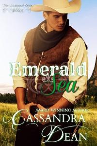 Emerald Sea (The Diamond Series Book 3) by Cassandra Dean