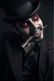 The Ripper - Halloween Portraits