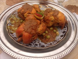 Could You Survive a Moroccan Meal?