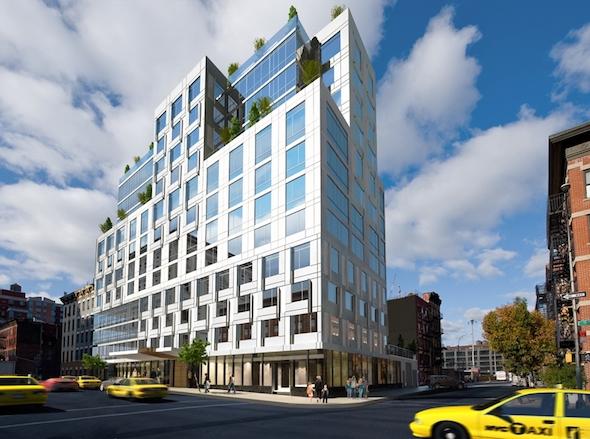 NYC luxury hotel