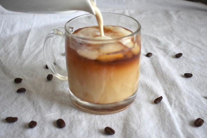 Creamy Vanilla Sweet Cream Cold Brew Coffee Recipe