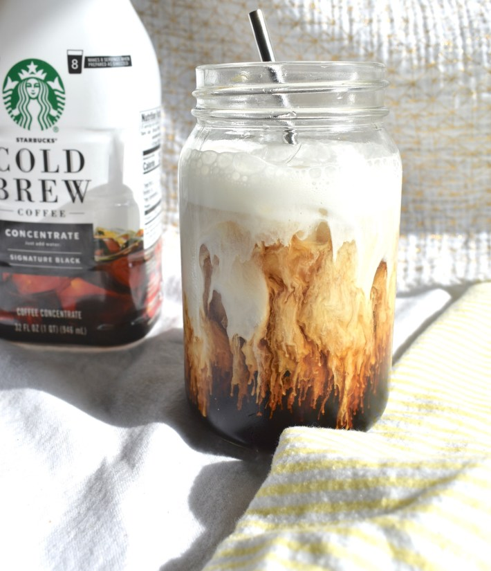 copycat irish cream cold brew coffee starbucks