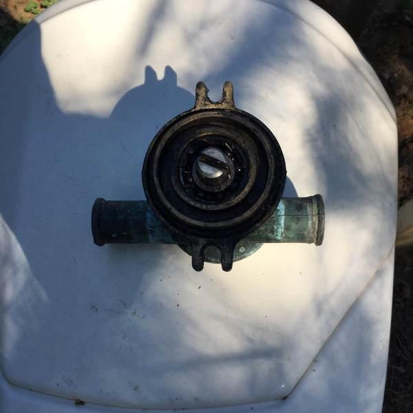 Pompe à eau de mer KAD43P Volvo Penta