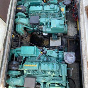 moteur d'occasion : Moteur AQAD31B Volvo Penta