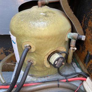 Chauffe-eau 20L pièce détachée