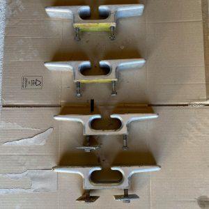 Taquet d'amarrage aluminium 300mm pièce détachée
