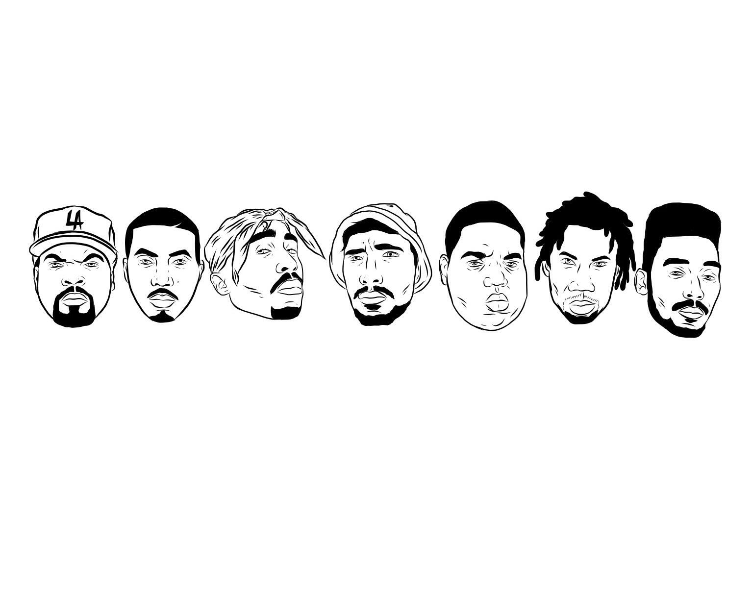 Black Rappers List