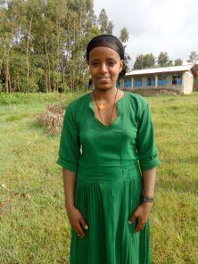 Mulunesh, My Sweet Rural Girl